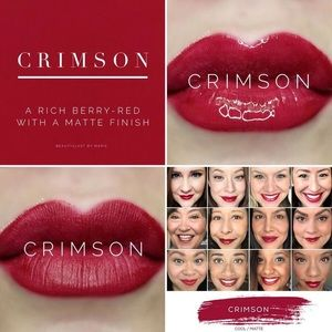 Crimson LipSence 💋